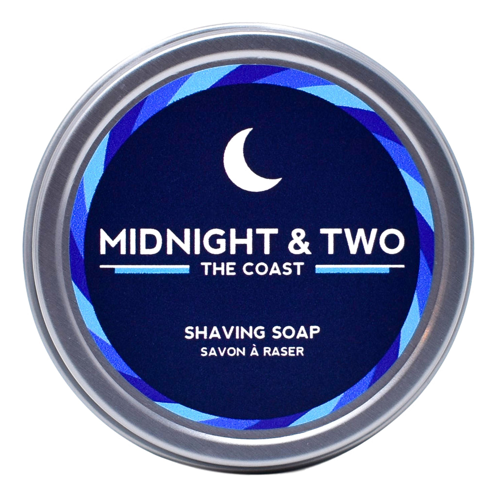 Shaving Soap - The Coast