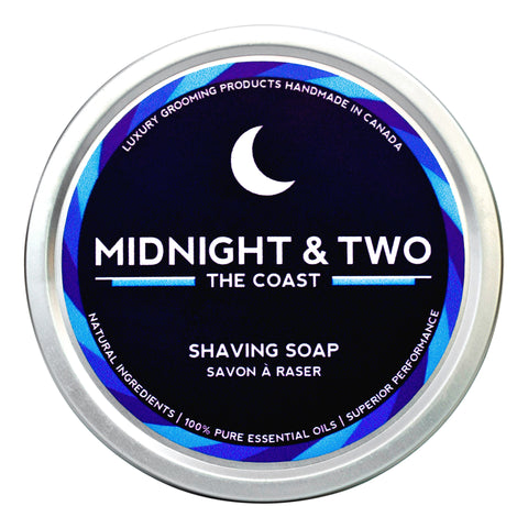 Shaving Soap - Natural (Unscented)