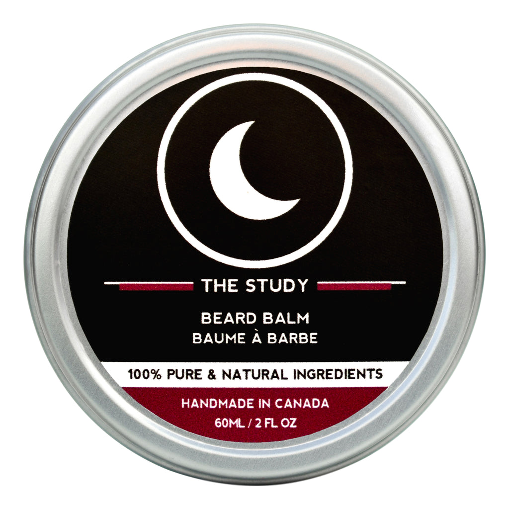 Beard Balm - The Study (60ml)