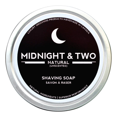 4-In-1 Brushless Shave Cream - Natural (Unscented)