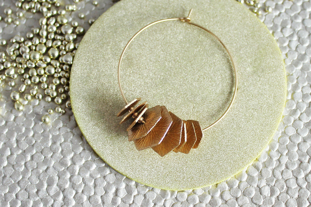 Honeycomb Hoop: Big