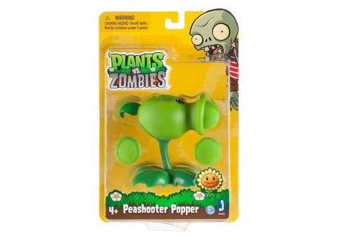 Peashooter Popper Figure