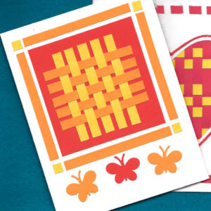 Cards-weave-patterns