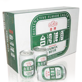 Gold Medal Taiwan Beer - 330ml x 24 Can Box