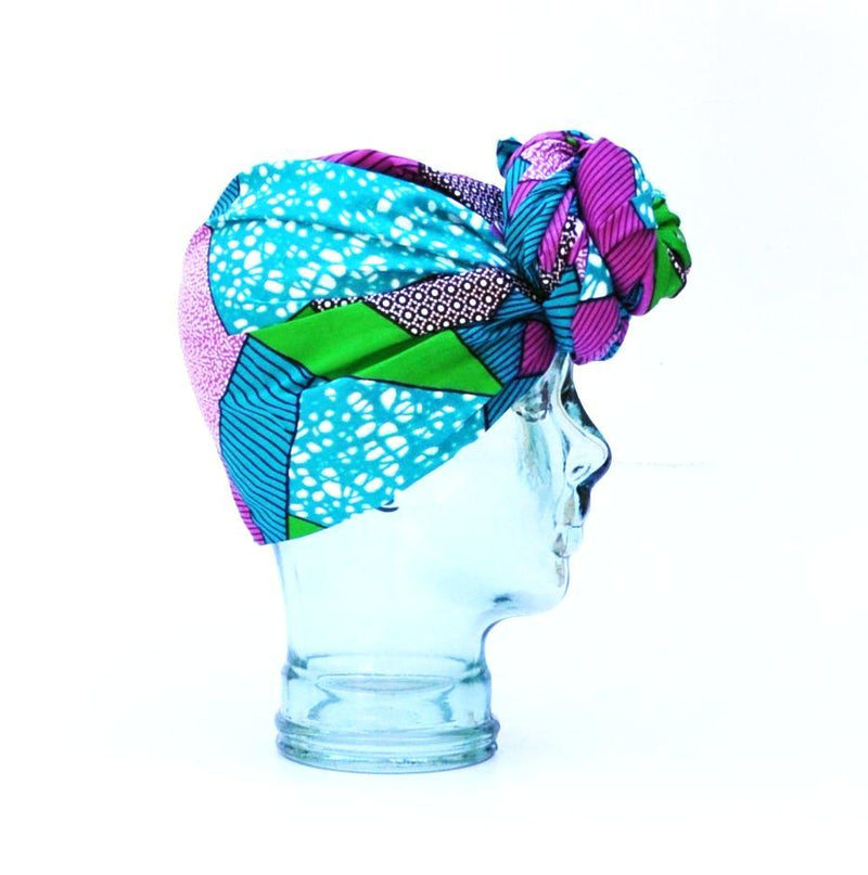 """Angles"" headwrap"