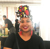 """Buggin' Out"" headwrap"