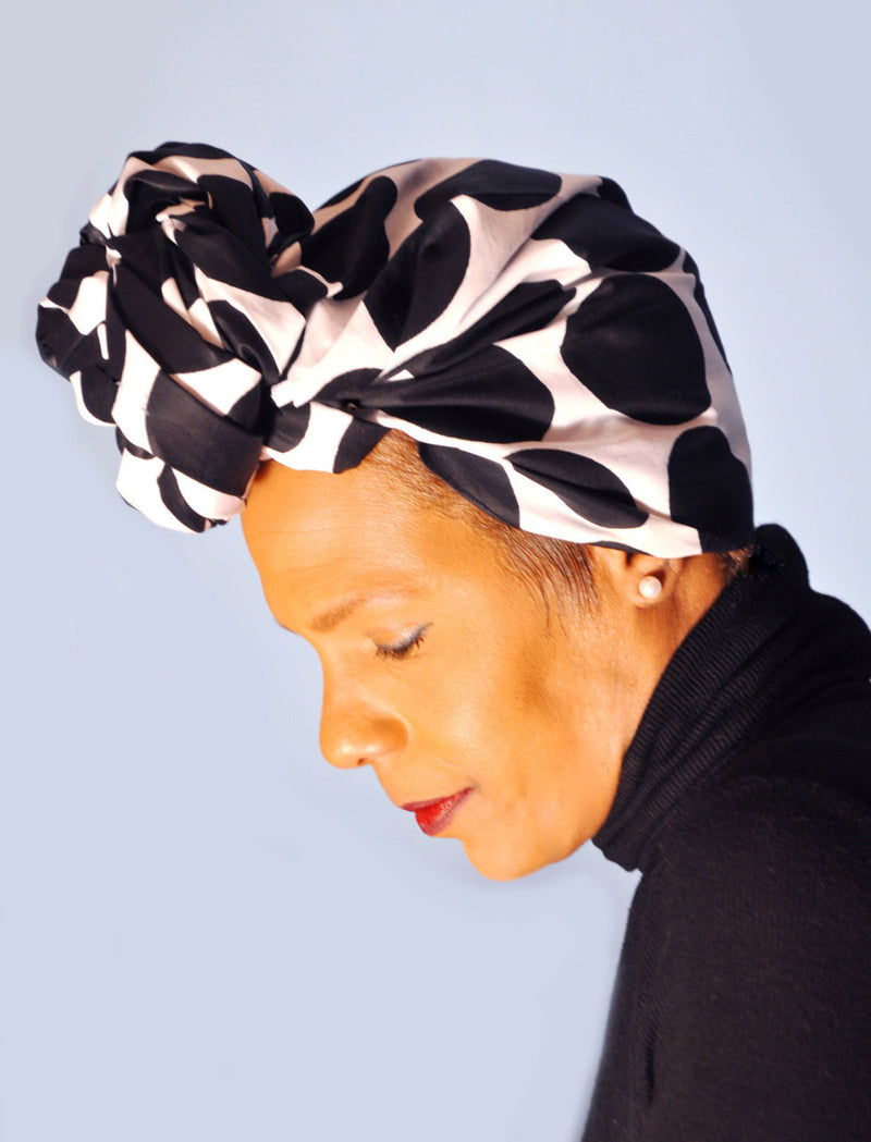 """Electric Lady"" headwrap"