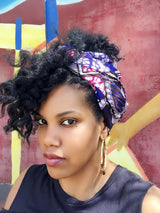 """Looped"" Headwrap"
