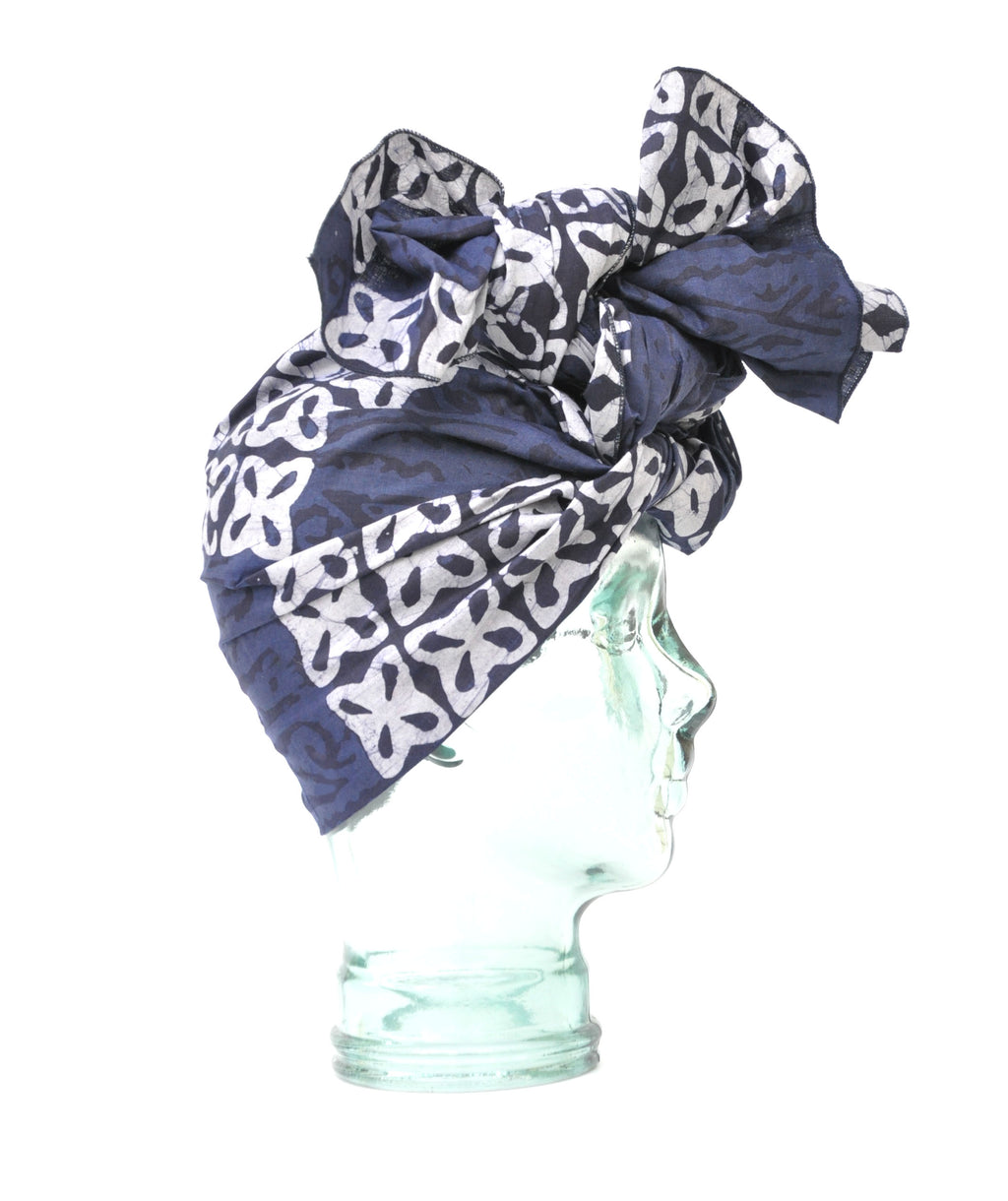 """Midnight Sky"" headwrap"