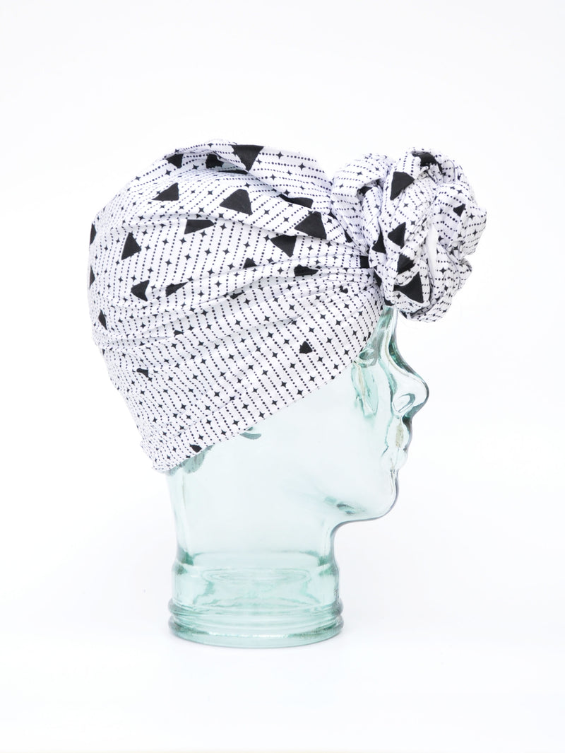 """Pieces of a Dream"" headwrap"