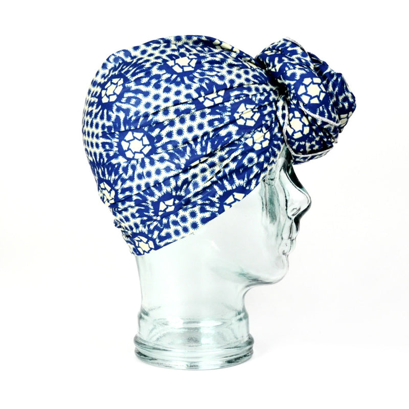 """Sea Scapes"" headwrap"