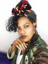 """Survivor"" headwrap"