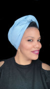 """Sea Breezy"" headwrap"