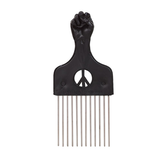 1st Lady Afro Pik Plastic Comb - ALL THINGS HAIR LTD