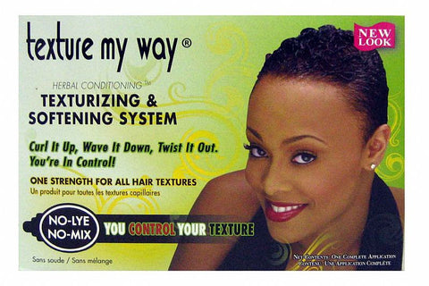 Texture My Way Texturizing & Softening System Kit - ALL THINGS HAIR LTD