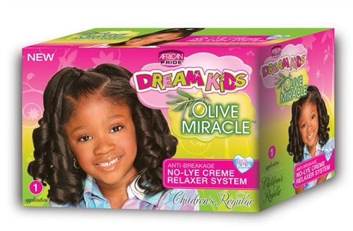 Temporary Relaxer For Natural Hair Kids