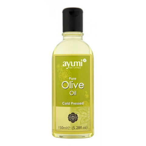 Ayumi Naturals Pure Olive Oil - ALL THINGS HAIR LTD