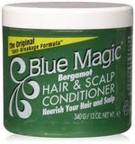 Blue Magic Bergamot Hair & Scalp Conditioner - ALL THINGS HAIR LTD