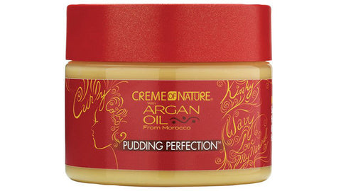Creme of Nature Argan Oil Pudding Perfection - ALL THINGS HAIR LTD