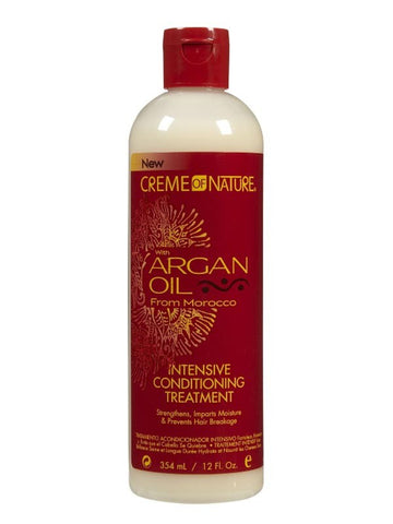 Creme of Nature Argan Oil Intensive Conditioning Treatment - ALL THINGS HAIR LTD