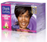 Dark and Lovely Moisture Plus No-Lye Relaxer Kit - Super - ALL THINGS HAIR LTD
