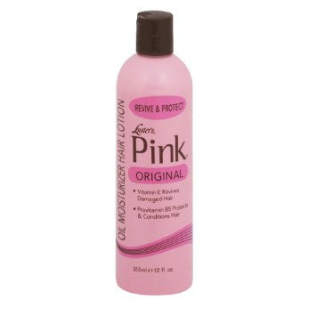 Lusters Pink Oil Moisturizer 12oz - ALL THINGS HAIR LTD