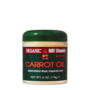 Organic Root Stimulator Carrot Oil - ALL THINGS HAIR LTD