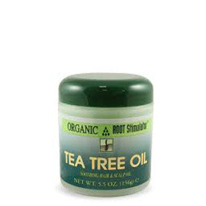 Organic Root Stimulator Tea Tree Oil - ALL THINGS HAIR LTD