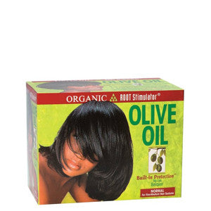 ORS Olive Oil Built-In Protection No-Lye Relaxer Kit - Normal - ALL THINGS HAIR LTD
