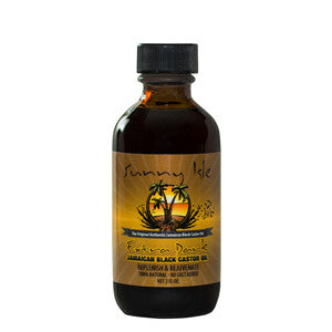 Sunny Isle Extra Dark Jamaican Black Castor Oil - ALL THINGS HAIR LTD