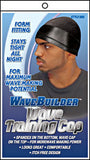 Wave Builder Wave Cap - Black 2pk - ALL THINGS HAIR LTD