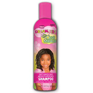 African Pride Dream Kids Olive Miracle Detangling Shampoo 12oz - ALL THINGS HAIR LTD