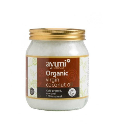 Ayumi Naturals Organic Virgin Coconut Oil - ALL THINGS HAIR LTD