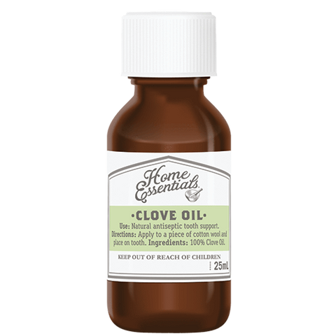 Home Essentials Pure Clove Oil