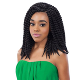"Model Model Braid & Bulk 2X Jumbo Twist Braid 10"" - ALL THINGS HAIR LTD"