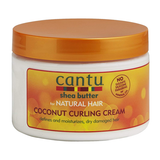 Cantu Shea Butter Coconut Curling Cream 340g - ALL THINGS HAIR LTD