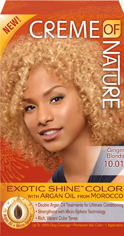Creme of Nature Hair Colour - Ginger Blonde - ALL THINGS HAIR LTD