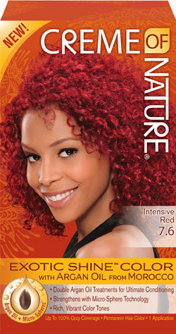 Creme of Nature Hair Colour - Intensive Red - ALL THINGS HAIR LTD