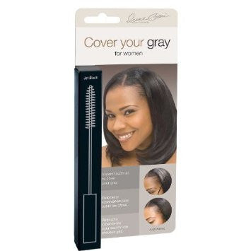 Cover Your Gray Hair Mascara (Jet black) - ALL THINGS HAIR LTD