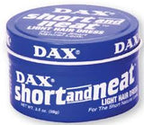 DAX SHORT AND NEAT LIGHT HAIR DRESS 99g - ALL THINGS HAIR LTD