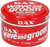 DAX WAVE AND GROOVE HAIR DRESS 99g - ALL THINGS HAIR LTD