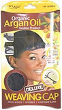 Magic Argan Oil Deluxe Black Weaving Cap