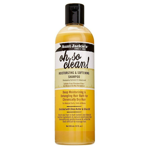 Aunt Jackie's moisturizing & Softening Shampoo - ALL THINGS HAIR LTD