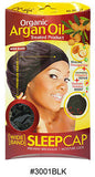 Magic Wide Band Argan Oil Sleep Cap - ALL THINGS HAIR LTD