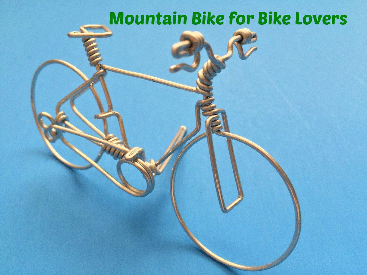 Handmade Mountain Bike