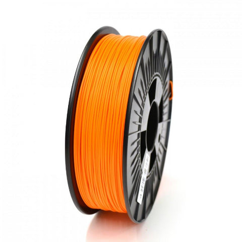 PLA Transparent Orange Filament (1.75 mm)
