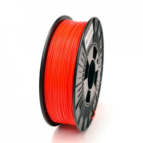 PLA Transparent Red Filament (1.75 mm)