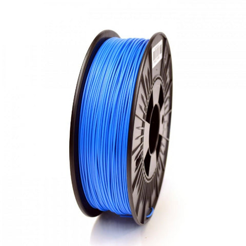 PLA Transparent Blue Filament (1.75 mm)