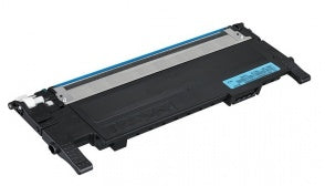 Compatible Samsung 406 Cyan Toner Cartridge - Swan Cartridges