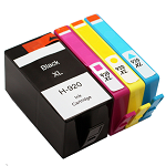 Compatible HP920 XL Value Pack Ink Cartridges - Swan Cartridges